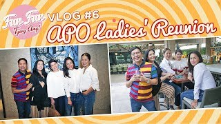 [Fun Fun Tyang Amy] Vlog 6 : Reunion With APO Ladies