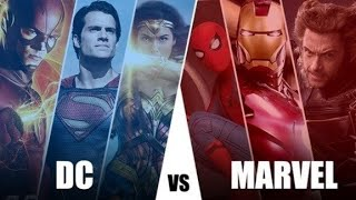 Marvel vs DC-Who is more successful | Ultimate Showdown | BlueIceBear