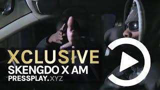 Skengdo X AM - Crash (Music Video) @skengdo41circle @am2bunny