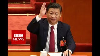 Xi Jinping 'most powerful Chinese leader since Mao Zedong' - BBC News