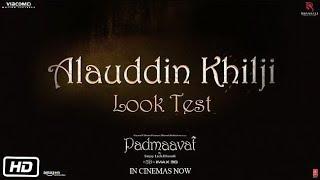 Padmaavat   Ranveer Singh - Behind The Scenes