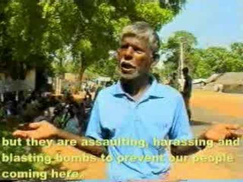 More Tamil civilians escape from Tamil Tigers'(LTTE)SriLanka