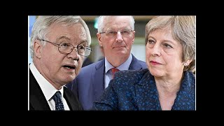 Brexit SHAMBLES EXPLODES: May accused of DECEIVING Brexiteers on key EU exit document