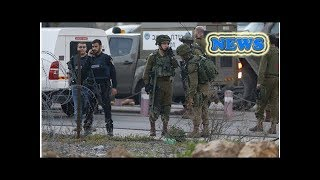 News Israeli army kills Palestinian in West Bank during raid
