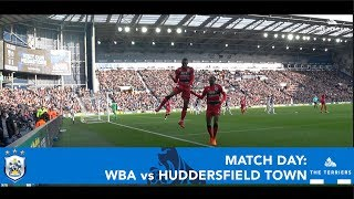 MATCH DAY: WBA vs Huddersfield Town