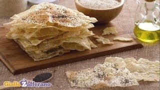 Lavash bread - recipe