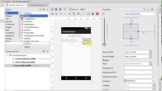 Belajar Android Studio - Textview, Edittext, Button dan onClickListener
