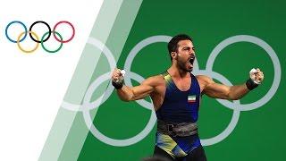 Kianoush Rostami: My Rio Highlights