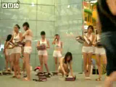 07Chinajoy火辣ShowGirl更衣现场