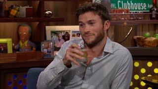 Scott Eastwood Reveals Shocker About Ashton Kutcher & Demi Moore's Divorce