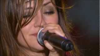 """Lacey Sturm from Flyleaf """"How He Loves"""" HD (Rock The River 30/09/12)"""