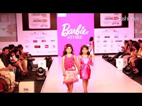 Xxx Mp4 BARBIE India Kids Fashion Week 2015 3gp Sex