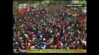 Jafor iqbal at shahbag square