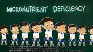 Micronutrient Deficiency Edutainment Video  BEAR BRAND Powdered Milk Drink   Nestlé PH