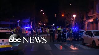 Manhunt on after deadly Barcelona attack