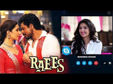 Xxx Mp4 Mahira Khan To PROMOTE Shahrukh S RAEES Via SKYPE Pakistani Artistes Ban Controversy 3gp Sex