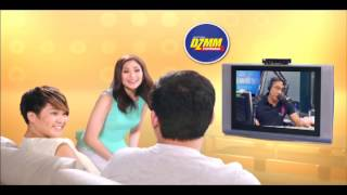 ABS-CBN TV Plus 'Todo' Commercial with Sarah Geronimo