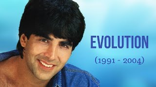Akshay Kumar Evolution (1991 - 2004) | Part 1