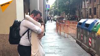 The Aftermath Of Barcelona Attack