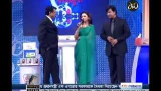 SHAKIB & JOYA on Houseful Grand Finale (Purno Dairgho Prem Kahini - Movie)