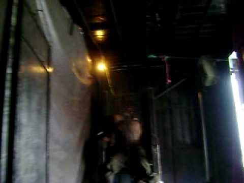 Trem Fantasma Parque Tupã
