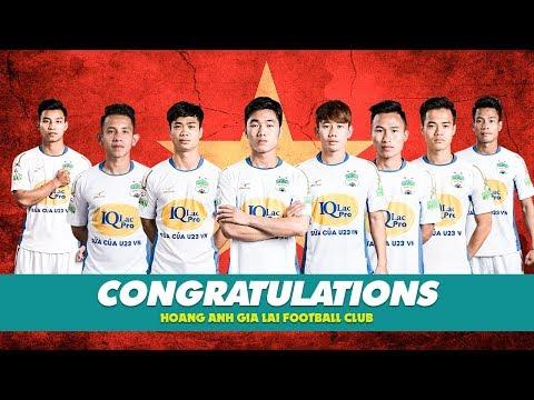 Xxx Mp4 8 Cầu Thủ HA Gia Lai Lên Tuyển Olympic Việt Nam Chờ Tái đấu U23 Uzbekistan HAGL Media 3gp Sex