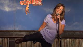 We Just Pee Everywhere (Stand Up Comedy)