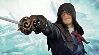 ASSASSIN'S CREED UNITY Arno & Elise Collectibles Trailer