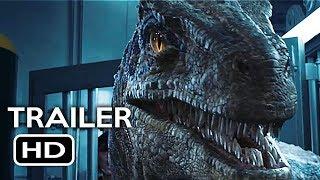 Jurassic World 2: Fallen Kingdom Official Trailer #3 (2018) Chris Pratt Action Movie HD