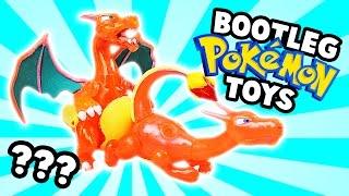 Bootleg Pokemon Toys
