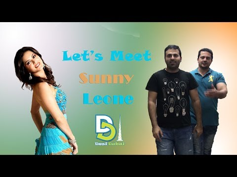 Lets Meet Sunny Leone