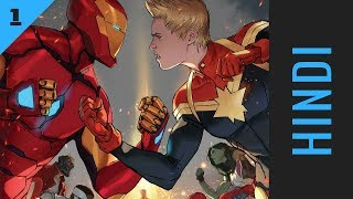 Marvel CIVIL WAR II | Episode 01 | Marvel Comics in Hindi
