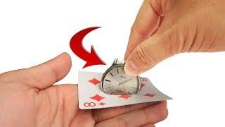 How To Do 4 SIMPLE Magic Tricks!