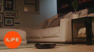 ILIFE A6 Robot Vacuum Cleaner
