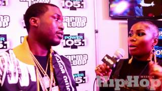 HipHop Weekly Hits Red Carpet @Power House 2013 at the Barclays