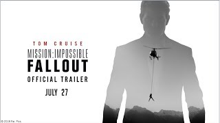 Mission: Impossible - Fallout   Official Trailer - Hindi   Paramount Pictures India
