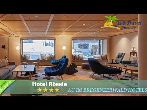 Hotel Rössle - Au im Bregenzerwald Hotels, Austria