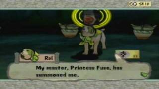 Let's Play Okami Part 43 - Your Princess Is In Another Village
