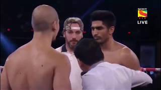 Vijender Singh India vs Zulpikar Maimaitiali China Boxing Match