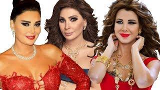 """صور اجمل الفنانات العربيات بدون مكياج """" ترونها لاول مرة """" نانسي عجرم - اليسا -نادين نجيم - احلام"""