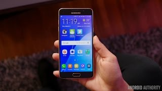 new SAMSUNG A5 DUOS