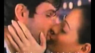 diya mirza hot kiss 2