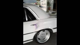 312 Limuzin Mercedes Limuzin W116 Limuzin Pullman