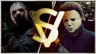 Jason Voorhees vs Michael Myers (SEXTA FEIRA 13 vs HALLOWEEN) CONFRONTO S02E14