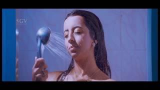 Sanjana is caught red handed in hotel Kannada Scenes | Kannada Comedy Scenes | Agraja Kannada Movie