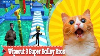Wipeout 3 Super Ballsy Bros
