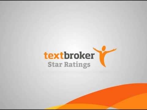 Star Ratings at Textbroker