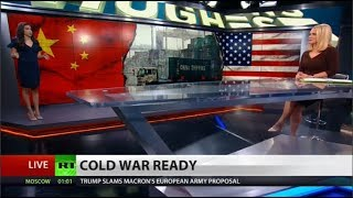 Cold War with China on the Horizon?