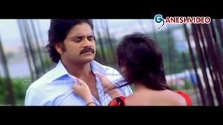 Boss Full Length Telugu Movie    Nagarjuna, Nayana Tara    Ganesh Videos - DVD Rip..