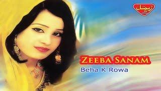 Zeeba Sanam - Beha K Rowa - Balochi Regional Songs